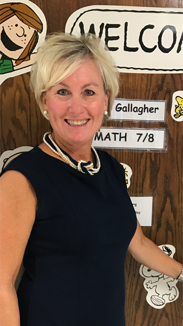 Mrs. Amy Gallagher